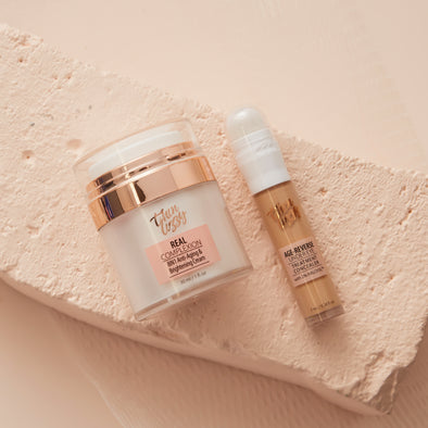 Real Complexion Cream with Free Age Reverse Concealer