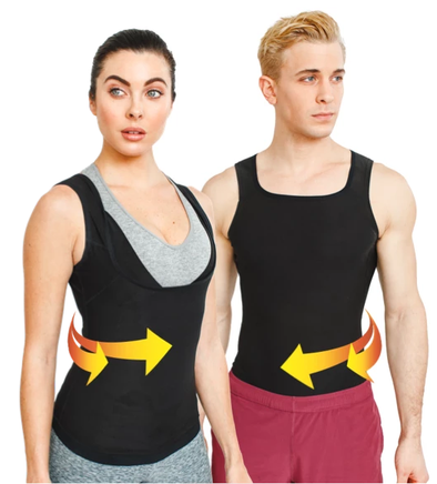 Sweat Shaper Vest | Was $99.99 Now $19.99
