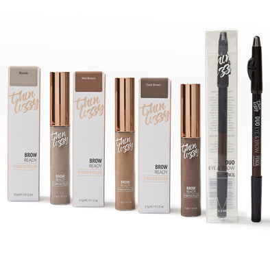 Brow Ready with FREE Duo Eye & Brow Pencil