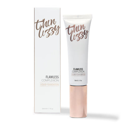 Flawless Complexion Liquid Foundation - Flawless Skin in a Tube!