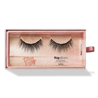 Magnificent Magnetic Lashes - Watch Me Work