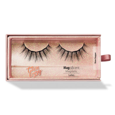 Magnificent Magnetic Lashes - The New Way To Apply Fake Eyelashes, Hassle-Free & Mess-Free! *Eyeliner Sold Separately