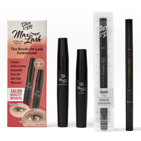 Max Lash Mascara & Quick Fix Eyeliner and Corrector Pen