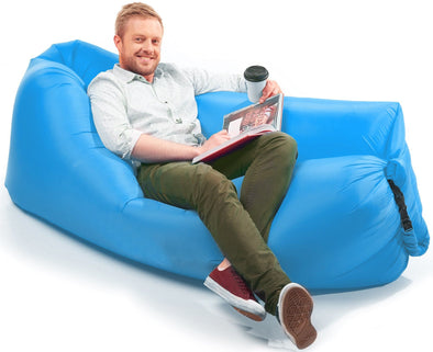 Big Mouth Couch - Inflatable Couch | Was $77.99 Now $14.99