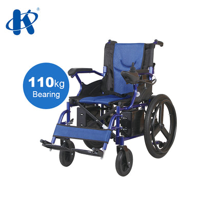 Ky116LA  battery powered automatic electric wheel chairs for children  economic foldable electronic & manual wheelchair