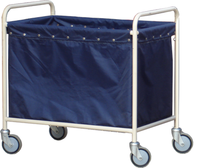 Laundry / Linen Trolley Large Size Powder Coated