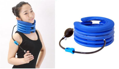 cervical traction collar rubber type