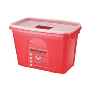 SHARP CONTAINER-15 (Capacity: 15.0L)