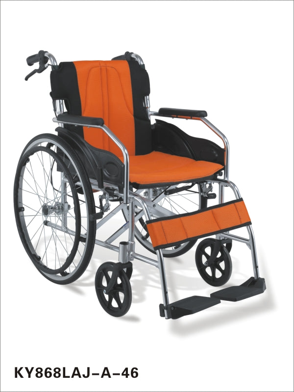 KY868LAJ-A-46 Aluminum Wheelchair(Rest)