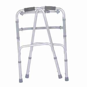 Foldable And Adjustable Walker For Patients  913L single button