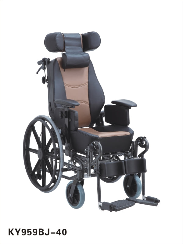 CP Wheelchair for Users with Cerebral Palsy KY959BJ-40