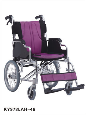 KY973LAH-46: Nursing Wheelchair(for Users with Carers)