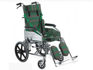 Transport Wheelchair(Paraplegic Patients with Carers) KY957BGC-40 CP CHAIR