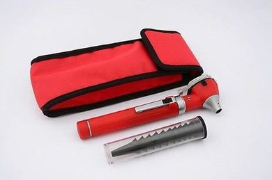 Diagnostic Otoscope Set - Fibreoptic Different Colors