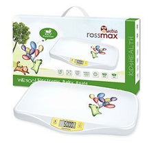BABY WEIGHT SCALE DIGITAL ROSSMAX WE300 SWISS