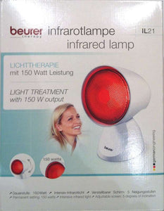 Infrared Lamp IL 21 Beurer Germany