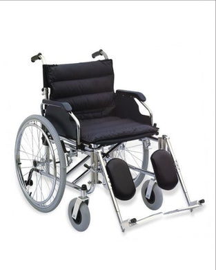WHEEL CHAIR RELAX SEAT FOLDING X-LARGE KY-951AC-56