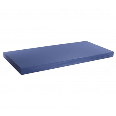 Medical Bed Mattress 4 Inch Rexine Cover