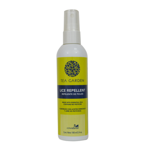 REPELENTE DE PIOJOS  100% NATURAL 100 ML