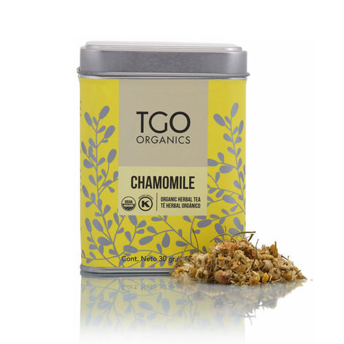 CHAMOMILE TE HERBAL ORGANICO 30 GR