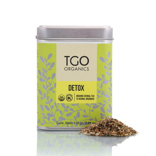 DETOX TE HERBAL ORGANICO 110 GR