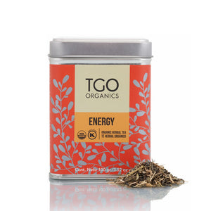 ENERGY TE HERBAL ORGANICO 100 GR