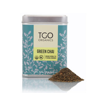 GREEN CHAI TE HERBAL ORGANICO 130 GR