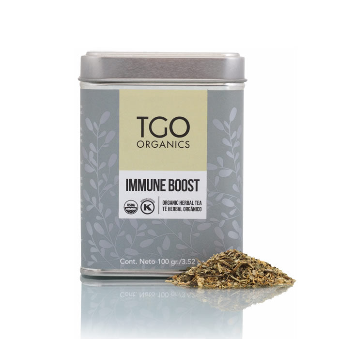 IMMUNE BOOST TE HERBAL ORGANICO 100 GR
