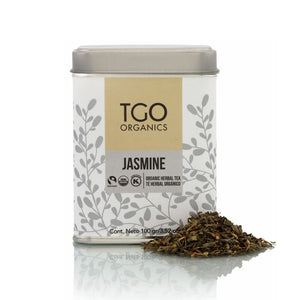 JASMINE TE HERBAL ORGANICO 100 GR