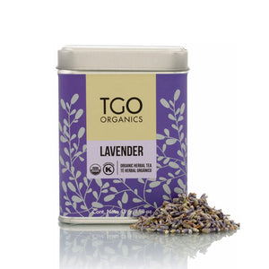 LAVENDER TE HERBAL ORGANICO 45 GR