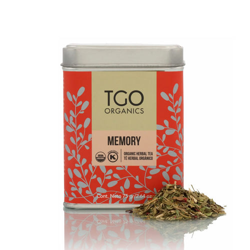 MEMORY TE HERBAL ORGANICO 75 GR