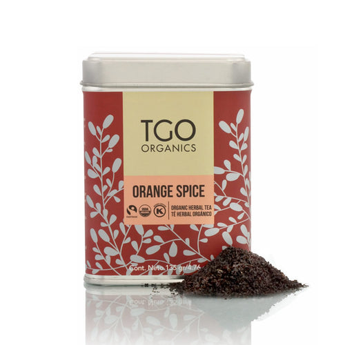 ORANGE SPICE TE HERBAL ORGANICO 135 GR