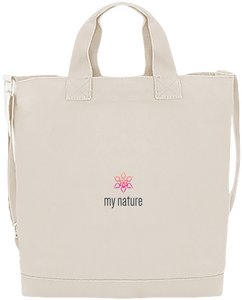 Sac Shopping en Toile - My nature