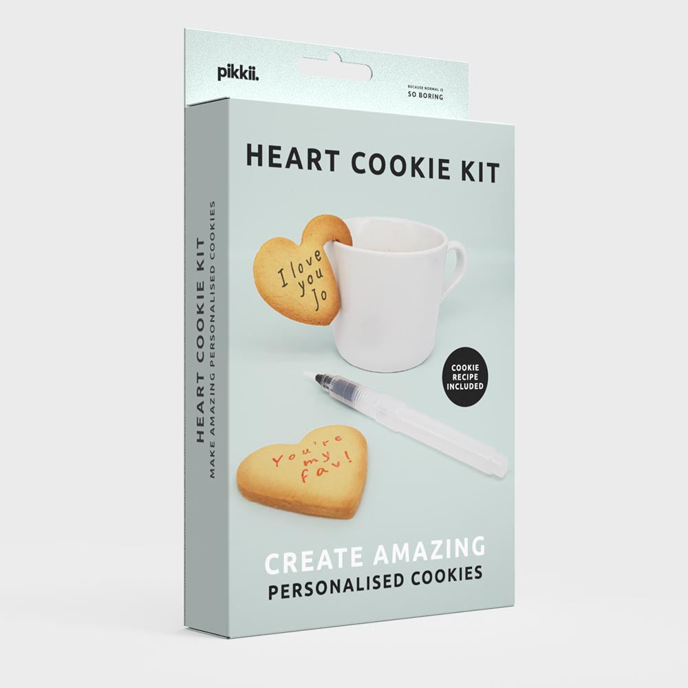 Heart Cookie Kit ❤️