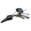 WonKey Keyring - Fixes Wobbly Tables - Set of Keys with Wonkey KeyRing on white Background