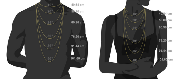 Women & Men Sizing Guide