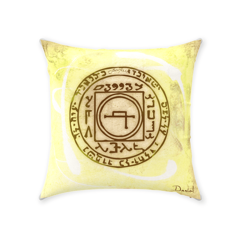 Angelic Pillow of Daniel
