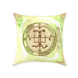 Angelic Pillow Of Gabriel