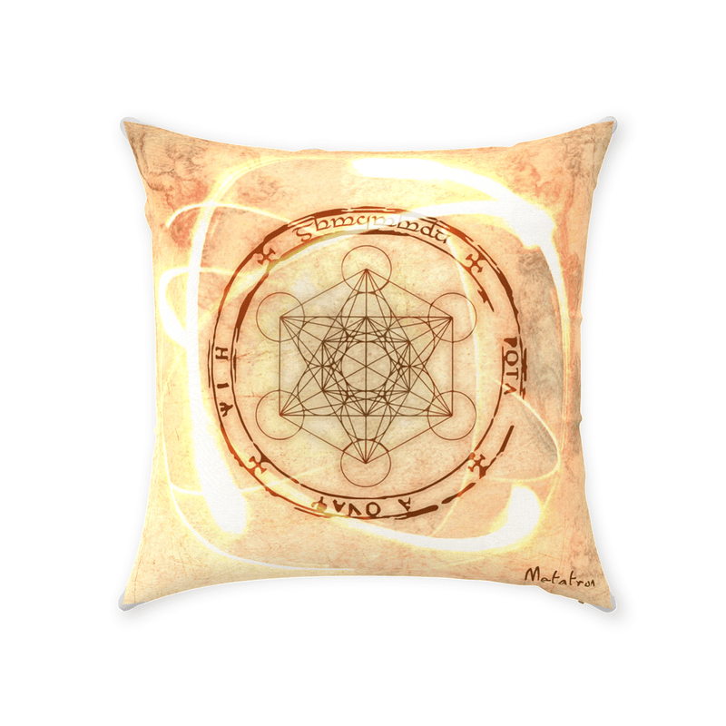 Angelic Pillow Of Metatron