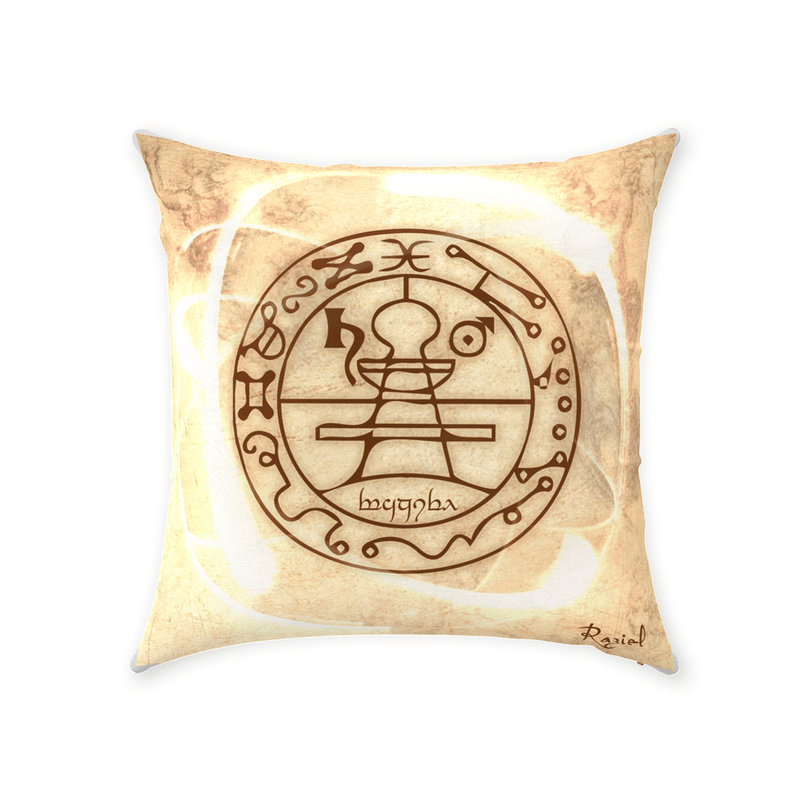 Angelic Pillow Of Raziel