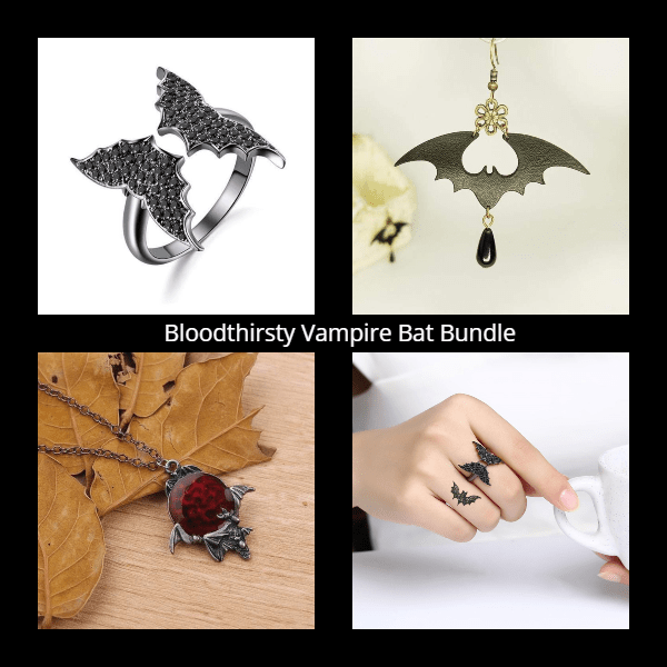 Bloodthirsty Vampire Bat Bundle