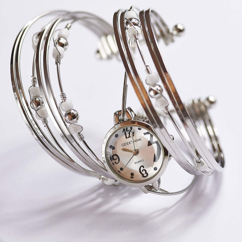 Bohemian Bangle Watch