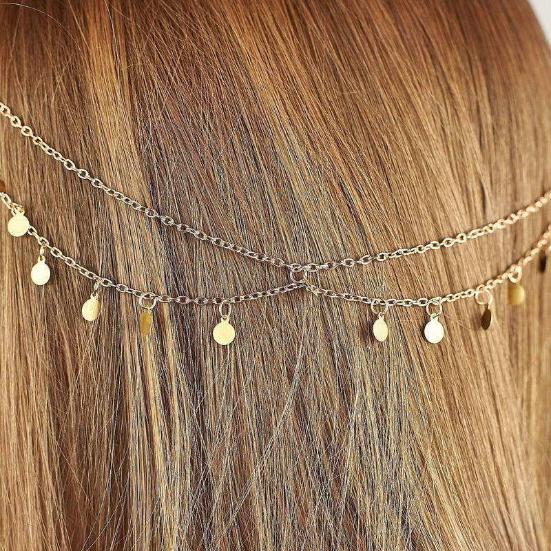 Chain Hair Jewelry