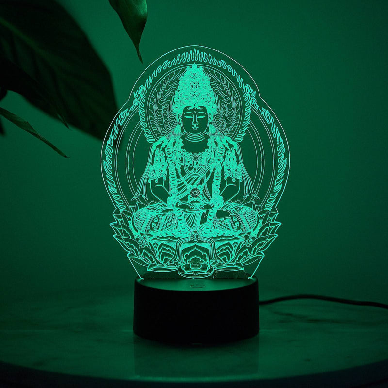 Buddha Night Lamp