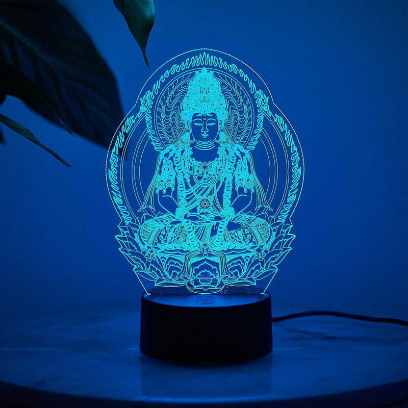 LED Color Changing Night Lamp