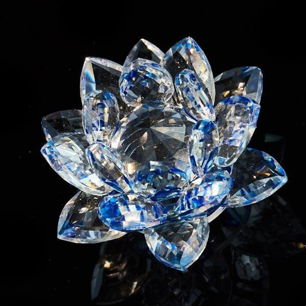 Decorative Crystal Flower
