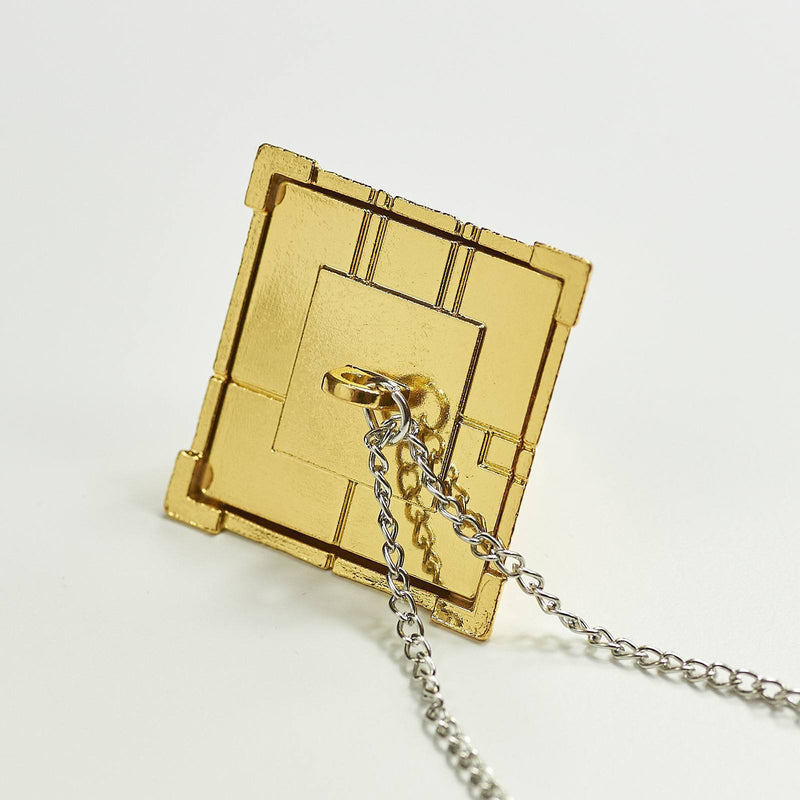 Egyptian Pyramid Necklace