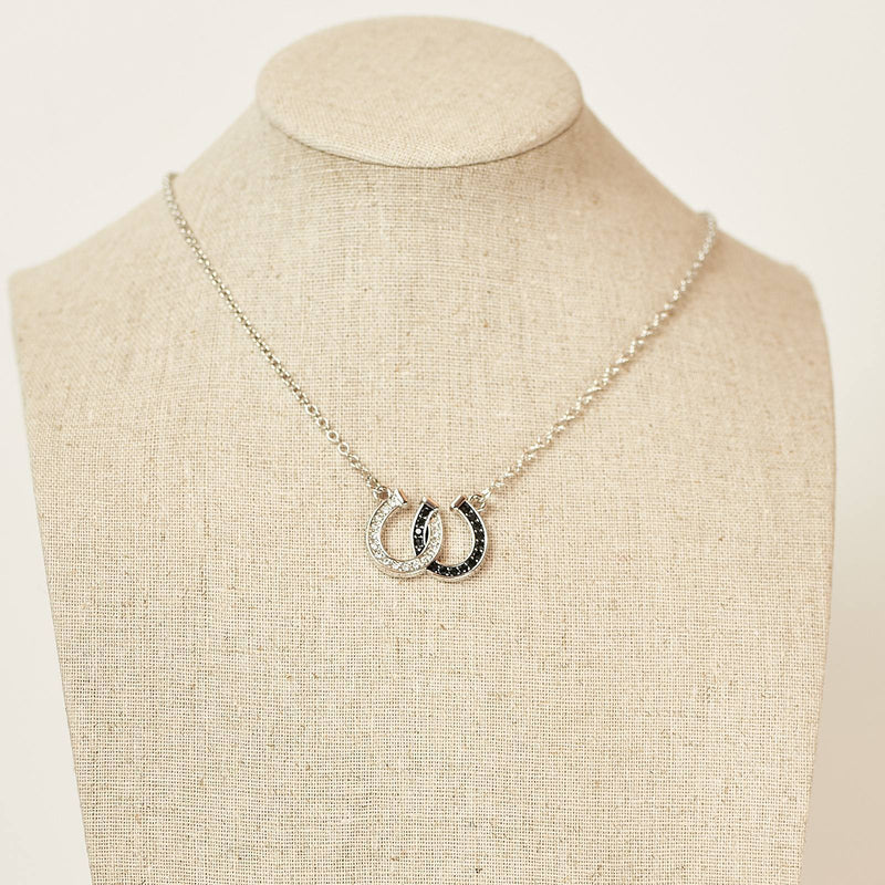 Horseshoe Luck Necklace