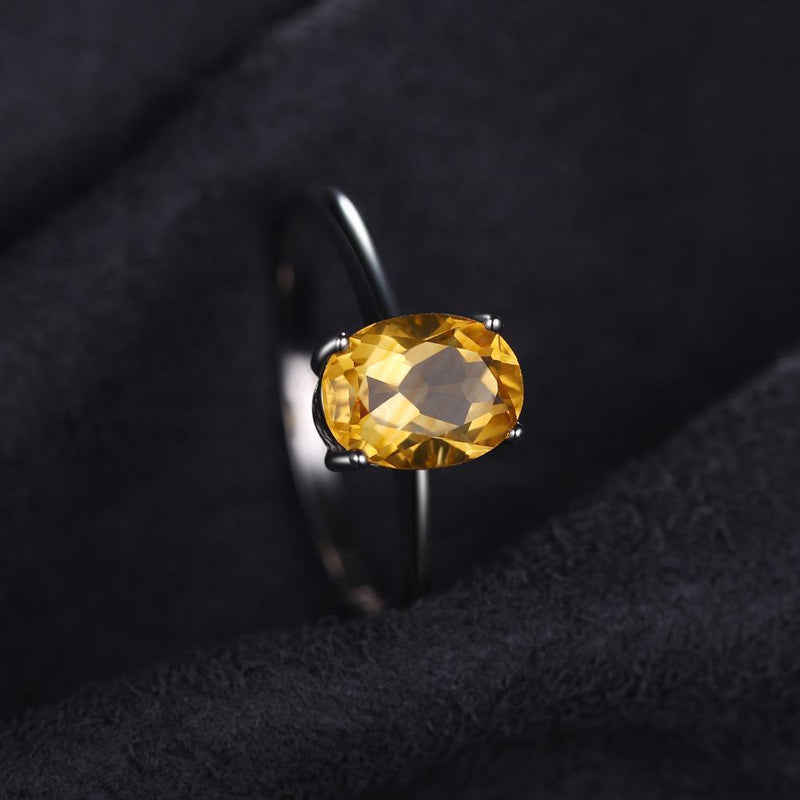 Birthstone Citrine Ring