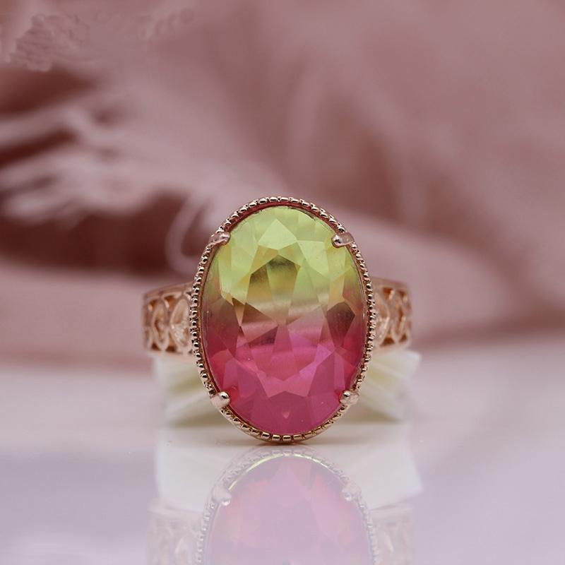 October Tourmaline Ring